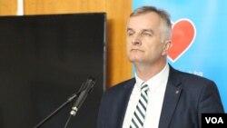 Jerko Ivanković Lijanović, a former Minister of Agriculture of FBiH
