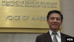 Tiến sĩ Nguyễn Đình Thắng, Giám đốc Điều hành Ủy ban Cứu người Vượt biển BPSOS