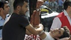 پارلمان ترکيه به ادامه حمله نظامی عليه شورشيان کرد رای مثبت داد