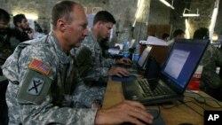 Tentara AS di Afghanistan (foto: ilustrasi).
