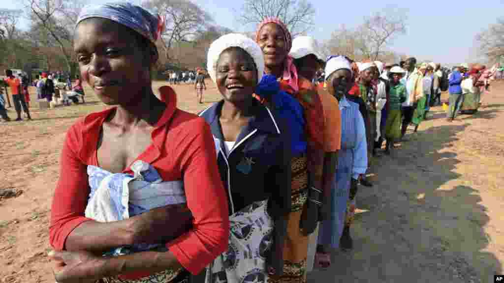 Zimbabwe Food Shortages
