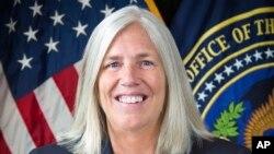 美国国家情报副总监苏·戈登(Sue Gordon )计划辞职。