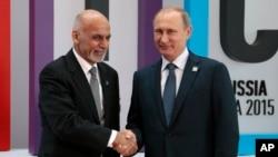 ShHTning Ufadagi sammitida Afg'oniston prezidenti Ashraf G'ani ham ishtirok etdi. Mamlakat hali a'zo emas, kuzatuvchi maqomida.