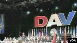 Predsjednik SAD Barack Obama na konvenciji američkih ratnih veterana-invalida