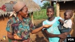 유엔 난민상 콩고민주공화국 안젤리크 수녀