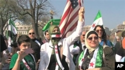 Syrians in US will be able to have their visas extended because of decision by State Department