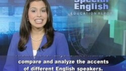 An Archive of English, Spoken in Many Different Accents