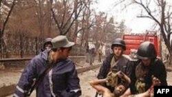 Afghanistan: 3 trẻ em, 1 binh sĩ NATO chết trong các vụ bạo động