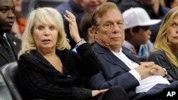 Shelly y Donald Sterling han acordado vender los Clippers al ex CEO de Microsoft, Steve Ballmer.