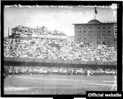1919年职业棒球联赛 ( 图片来源:Library of Congress Prints and Photographs)