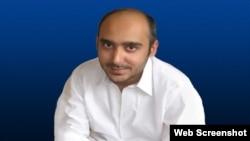 Ông Ali Haider Gilani, con trai cựu Thủ tướng Pakistan Yousuf Raza Gilani.
