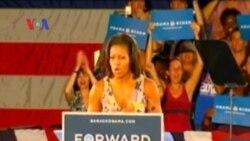 Antisipasi Pidato Michelle Obama - Laporan VOA