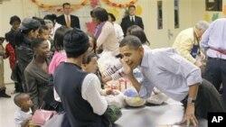Έκκληση Ομπάμα για πνεύμα ενότητας