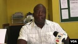Angola Malanje Waldemar Cassomve coordenador Rede de Organizações de Luta Contra SIDA (ANASO)