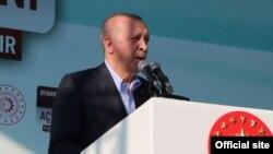 Erdogan li Diyarbekir