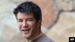 CEO dan salah satu pendiri Uber, Travis Kalanick.