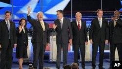 Η πρώτη τηλεμαχία των Ρεπουμπλικανών