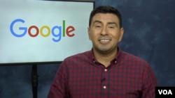 Jesús García, vocero de Google, habló con la Voz de América sobre las búsquedas más populares en la plataforma