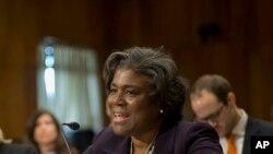 Linda Thomas-Greenfield, Secrétaire d'Etat adjointe chargée des Affaires africaines