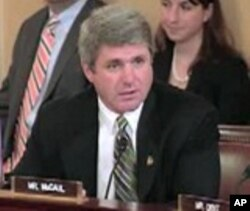 Republican Congressman Michael McCaul