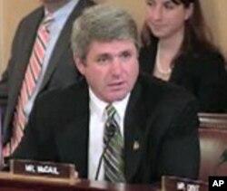 Republican Congressman Michael McCaul