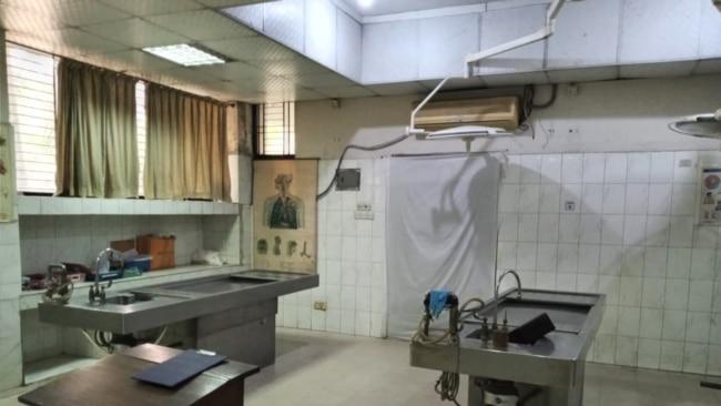 ঢাকা মেডিকেল কলেজ মর্গ