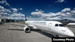 Avion kompanije Montenegro erlajns