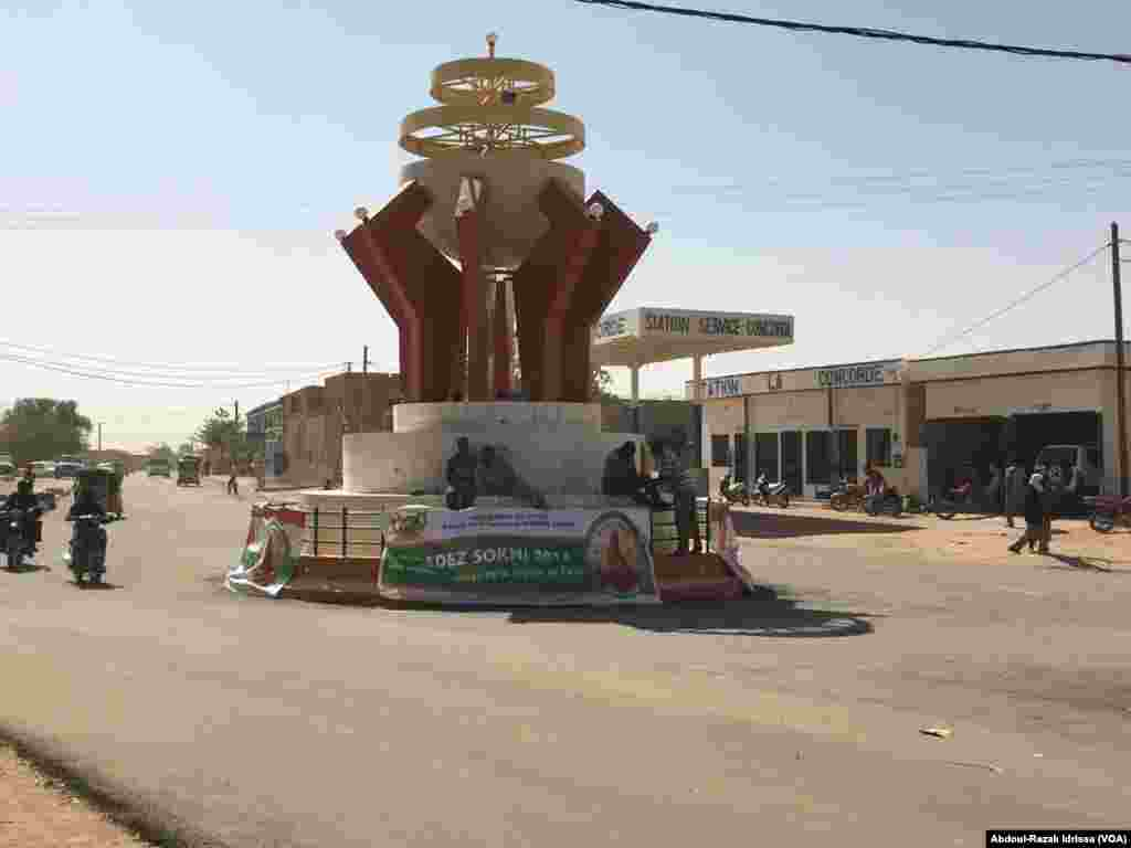 Lors du Fima 2016 dans la ville d'Agadez, le 17 décembre 2016 au Niger. (VOA/Abdoul-Razak Idrissa)