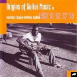 One of the few photographs of sub-Saharan Africa's 'first radio star' – Zimbabwean singer-songwriter George Sibanda - appears on the cover of this CD
