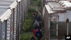 Los cubanos detenidos se dirigían hacia Guatemala para continuar hasta Estados Unidos.