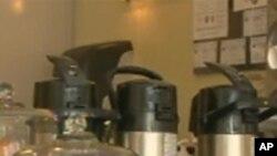 励志咖啡店