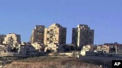 Iordan daryosining G'arbiy sohili - Isroil istilosidagi hudud