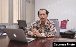 Prof Sutrisno, Wakil Rektor I UIN Suka Yogyakarta. (Foto: Humas).