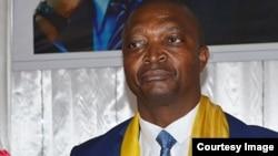 Emmanuel Ramazani Shadary, le candidat du président Joseph Kabila pour la présidentielle du 23 décembre 2018. (Site Internet/PPRD)