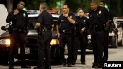 La policía en California desconoce qué exactamente ocurrió en este hogar en donde fueron encontrados los cuatro cadáveres.