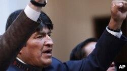 El presidente Evo Morales ya nacionalizó desde 2006 cerca de una veintena de empresas en diferentes sectores.
