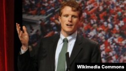 Anggota Kongres AS, Joe Kennedy III (Fraksi Demokrat - Massachusetts).