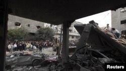 Pemerintah Jerman memberikan bantuan bagi pembanguan sebuah pabrik limbah bagi warga di Gaza (foto: ilustrasi).