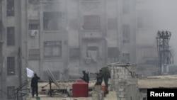 Дамаск. 6 февраля 2013г.
