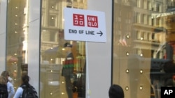 The success of its first New York store has prompted Japanese retailer, Uniqlo, to move forward with plans to open hundreds of US outlets.