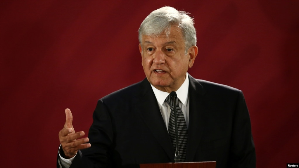 Mexico Suggests Work Visas for Central Americans