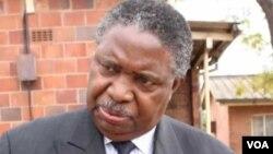 Zanu PF vice president Phelekezela Mphoko.