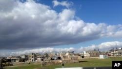 Bizavkarên Sûrî Dibêjin Hêzên serhilda Bajarokê Saraqeb Kontrol Dikin