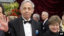 John Nash and His wife, Alicia