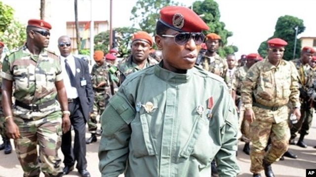 Guinea's military ruler Captain Moussa Dadis Camara  is recovering after a botched assassination attempt.