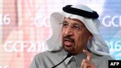خالد الفلاح رئیس و مدیرعامل شرکت نفتی آرامکو