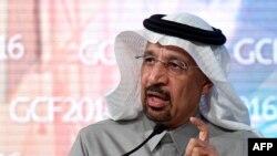 خالد الفالح وزیر نفت عربستان سعودی