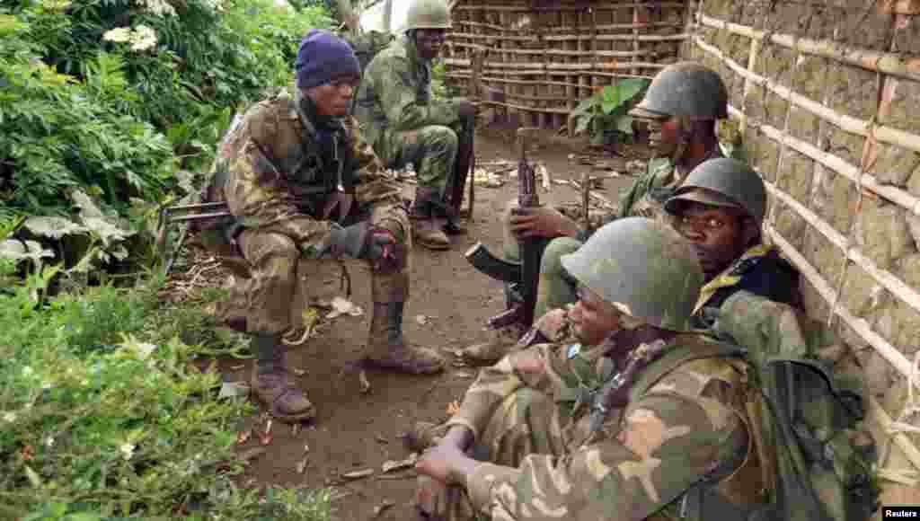 اب فوج کانگو کی حدود میں سرگرم دیگر باغی گرہوں بشمول ایف ڈی ایل آر کے خلاف کارروائیاں شروع کرنے کا ارادہ رکھتی ہے۔