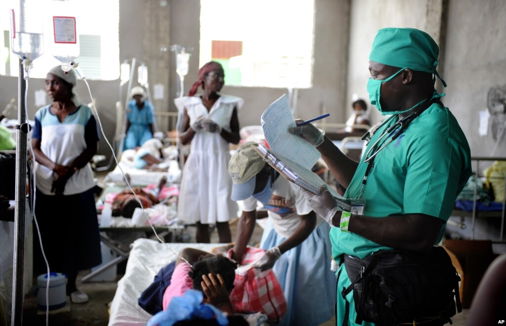 Addressing Health Care Needs In Haiti