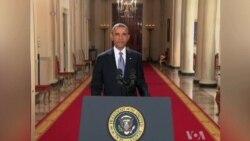 World Reacts Cautiously to Obama Syria Speech